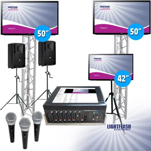 karaokeset XXXL