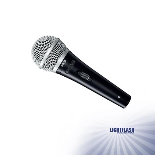 microfoon-shure-pg58