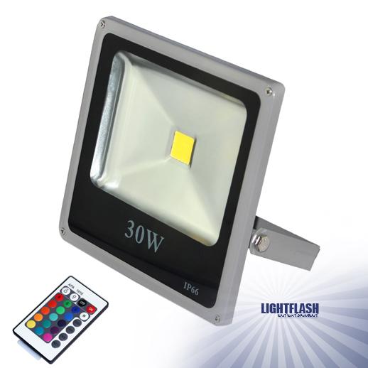 Floodlight RGB LED